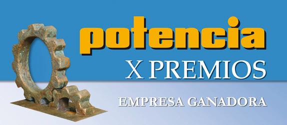 Potencia X Premios Empresa Ganadora