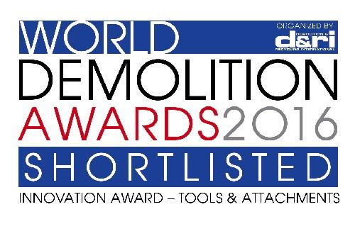 World Demolition Awards 2016 Shortlisted