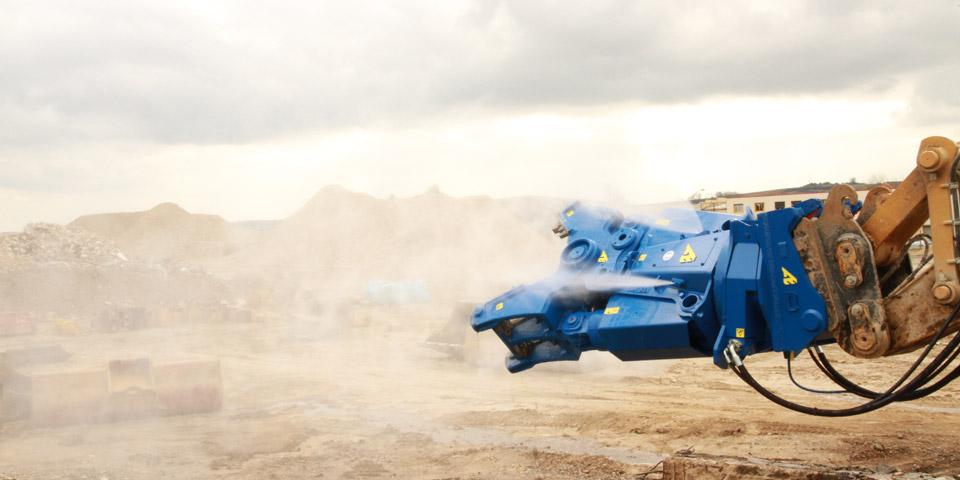 Arden'Jet - Soyez au contrôle de la poussière